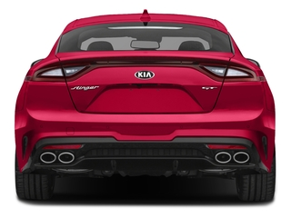 2018 Kia Stinger Pictures Stinger GT1 RWD photos rear view