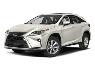 2018 Lexus Rx Spec Performance