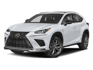 2018 Lexus Nx Nx 300 F Sport Awd Price With Options Nadaguides