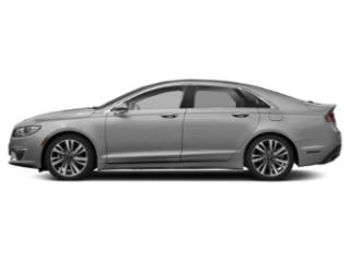 2018 Lincoln MKZ Pictures MKZ Sedan 4D Premiere I4 Turbo photos side view