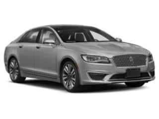 2018 Lincoln MKZ Pictures MKZ Black Label AWD photos side front view