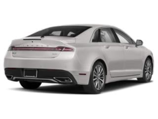 2018 Lincoln MKZ Pictures MKZ Sedan 4D Reserve I4 Hybrid photos side rear view