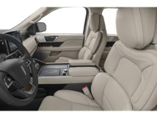 2018 Lincoln Navigator Pictures Navigator Utility 4D Select 4WD V6 Turbo photos front seat interior