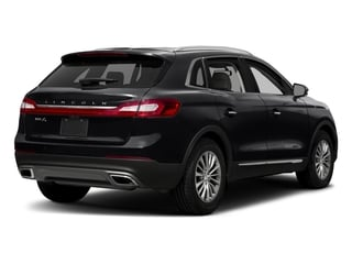 2018 Lincoln MKX Pictures MKX Utility 4D Premiere 2WD V6 photos side rear view