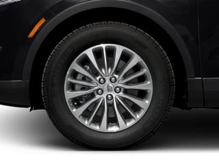 2018 Lincoln MKX Pictures MKX Utility 4D Premiere 2WD V6 photos wheel