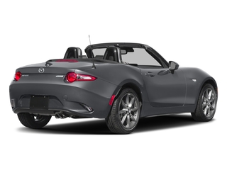 2018 Mazda MX-5 Miata Pictures MX-5 Miata Grand Touring Manual photos side rear view