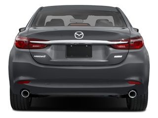 2018 Mazda Mazda6 Pictures Mazda6 Sedan 4D Sport I4 photos rear view