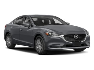 2018 Mazda Mazda6 Pictures Mazda6 Sedan 4D Sport I4 photos side front view