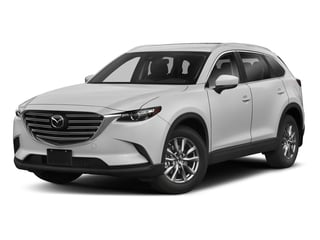 2018 Mazda CX-9 Pictures CX-9 Sport FWD photos side front view