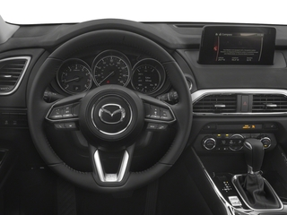 2018 Mazda CX-9 Pictures CX-9 Sport FWD photos driver's dashboard
