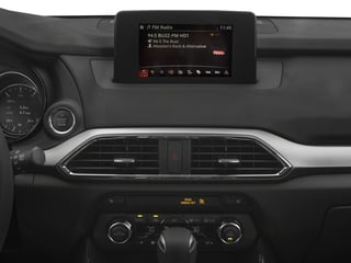 2018 Mazda CX-9 Pictures CX-9 Sport FWD photos stereo system