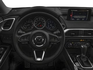 2018 Mazda CX-9 Pictures CX-9 Touring AWD photos driver's dashboard