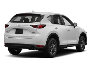 2018 Mazda CX-5 Pictures CX-5 Sport AWD photos side rear view