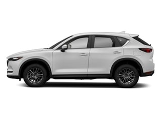 2018 Mazda CX-5 Pictures CX-5 Sport AWD photos side view