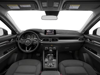 2018 Mazda CX-5 Pictures CX-5 Sport AWD photos full dashboard
