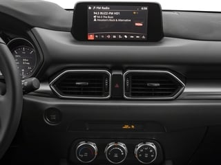 2018 Mazda CX-5 Pictures CX-5 Sport AWD photos stereo system