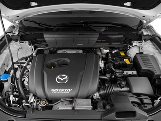 2018 Mazda CX-5 Pictures CX-5 Sport AWD photos engine
