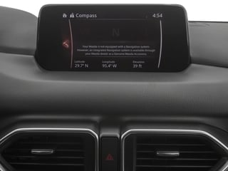 2018 Mazda CX-5 Pictures CX-5 Sport AWD photos navigation system
