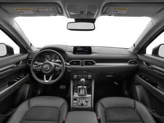 2018 Mazda CX-5 Pictures CX-5 Utility 4D Touring AWD I4 photos full dashboard