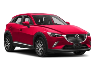 2018 Mazda CX-3 Pictures CX-3 Utility 4D GT AWD I4 photos side front view