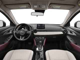 2018 Mazda CX-3 Pictures CX-3 Utility 4D GT AWD I4 photos full dashboard