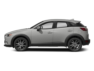 2018 Mazda CX-3 Pictures CX-3 Touring FWD photos side view