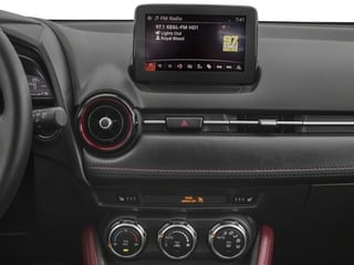2018 Mazda CX-3 Pictures CX-3 Touring FWD photos stereo system