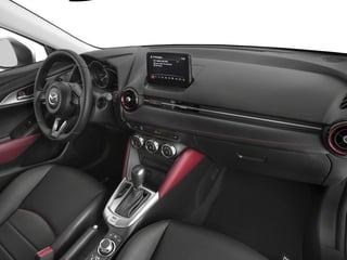 2018 Mazda CX-3 Pictures CX-3 Touring FWD photos passenger's dashboard