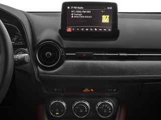 2018 Mazda CX-3 Pictures CX-3 Grand Touring FWD photos stereo system