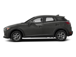 2018 Mazda CX-3 Pictures CX-3 Sport AWD photos side view