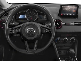 2018 Mazda CX-3 Pictures CX-3 Sport AWD photos driver's dashboard