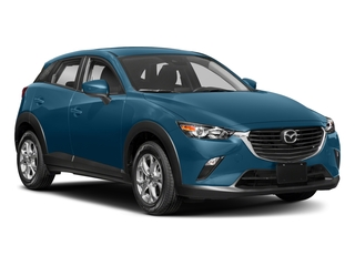 2018 Mazda CX-3 Pictures CX-3 Utility 4D Sport 2WD I4 photos side front view