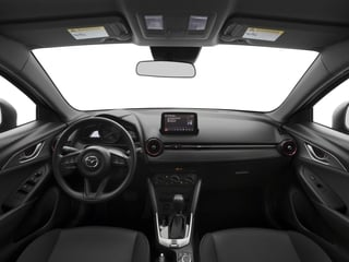 2018 Mazda CX-3 Pictures CX-3 Sport FWD photos full dashboard