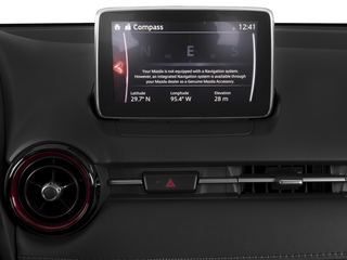 2018 Mazda CX-3 Pictures CX-3 Sport FWD photos navigation system
