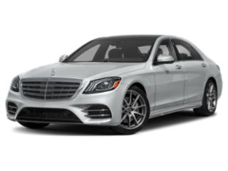 2018 Mercedes-Benz S-Class Pictures S-Class S 450 Sedan photos side front view