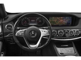 2018 Mercedes-Benz S-Class Pictures S-Class S 450 Sedan photos driver's dashboard