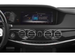 2018 Mercedes-Benz S-Class Pictures S-Class S 450 Sedan photos stereo system
