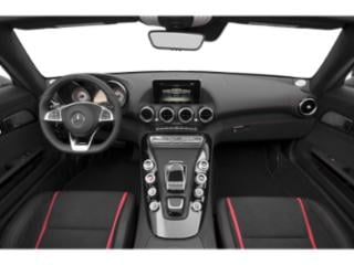 2018 Mercedes-Benz AMG GT Pictures AMG GT AMG GT C Coupe photos full dashboard