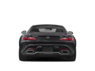 2018 Mercedes-Benz AMG GT Pictures AMG GT AMG GT C Coupe photos rear view