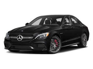 2018 Mercedes-Benz C-Class Pictures C-Class AMG C 63 S Sedan photos side front view