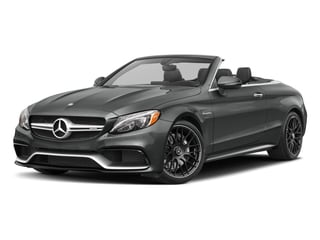 2018 Mercedes-Benz C-Class Pictures C-Class AMG C 63 Cabriolet photos side front view