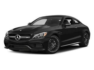 2018 Mercedes-Benz C-Class Pictures C-Class AMG C 63 Coupe photos side front view