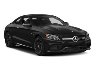 2018 Mercedes-Benz C-Class Pictures C-Class Coupe 2D C63 AMG V8 Turbo photos side front view