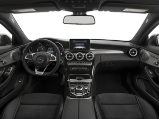 2018 Mercedes-Benz C-Class Pictures C-Class AMG C 63 Coupe photos full dashboard