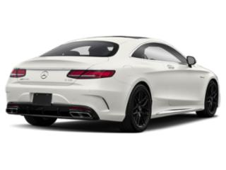 2018 Mercedes-Benz S-Class Pictures S-Class 2 Door Coupe photos side rear view