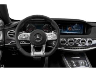 2018 Mercedes-Benz S-Class Pictures S-Class 2 Door Coupe photos driver's dashboard