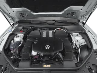 2018 Mercedes-Benz SL Pictures SL SL 450 Roadster photos engine