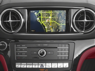 2018 Mercedes-Benz SL Pictures SL SL 450 Roadster photos navigation system