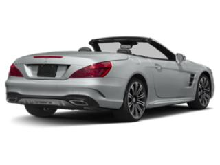 2018 Mercedes-Benz SL Pictures SL Roadster 2D SL450 V6 Turbo photos side rear view