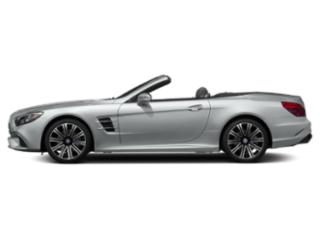 2018 Mercedes-Benz SL Pictures SL SL 450 Roadster photos side view